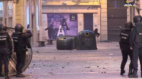 La AN reafirma que la 'kale borroka' de Pamplona fue terrorismo