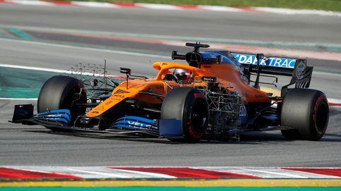 Test de pretemporada de F1: Mercedes manda y Carlos Sainz saca músculo