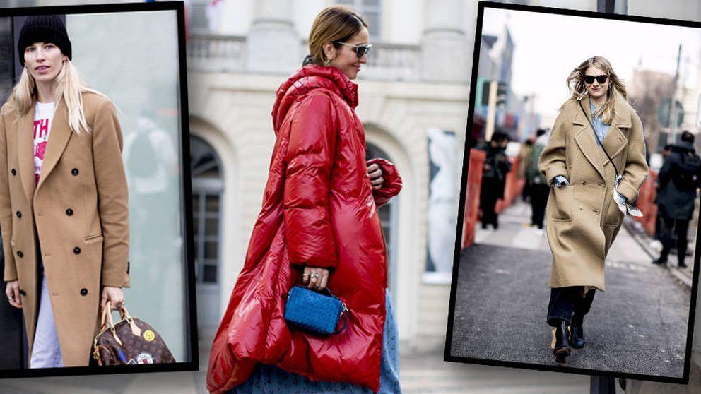 De lana, plumas, pelo... Los 15 abrigos que deberías comprar en las rebajas