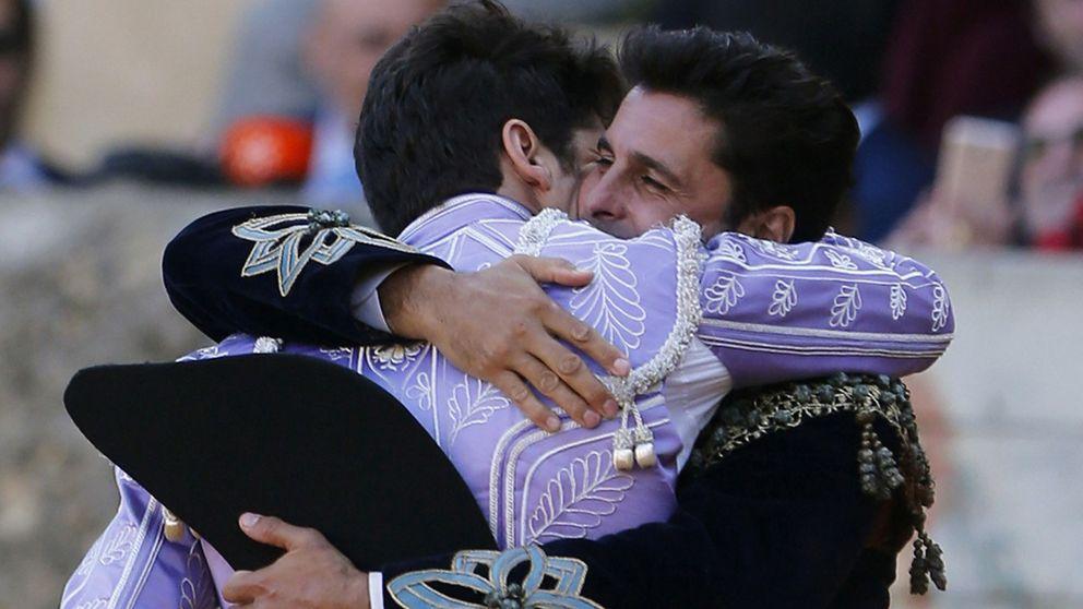 Francisco, Cayetano y su primo Canales: la reconciliación pública de 3 Rivera