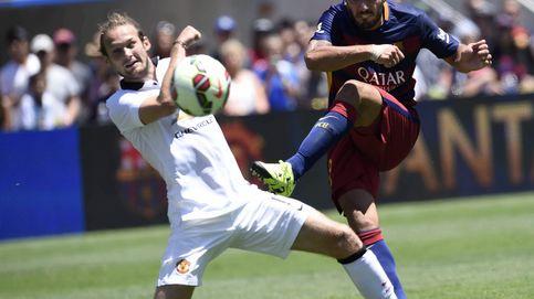 Van Gaal tensa un poco más la cuerda con De Gea y el Barça cae ante el United