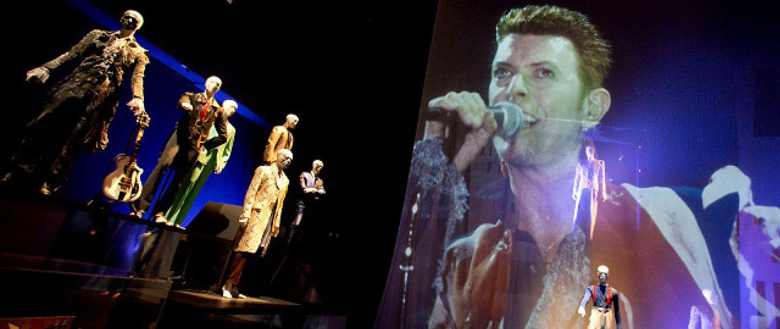 Foto: David Bowie, la leyenda que quiso fosilizarse en un museo