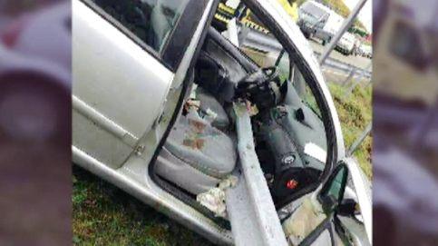 Una víctima de un accidente por un quitamiedos mal colocado reivindica su arreglo