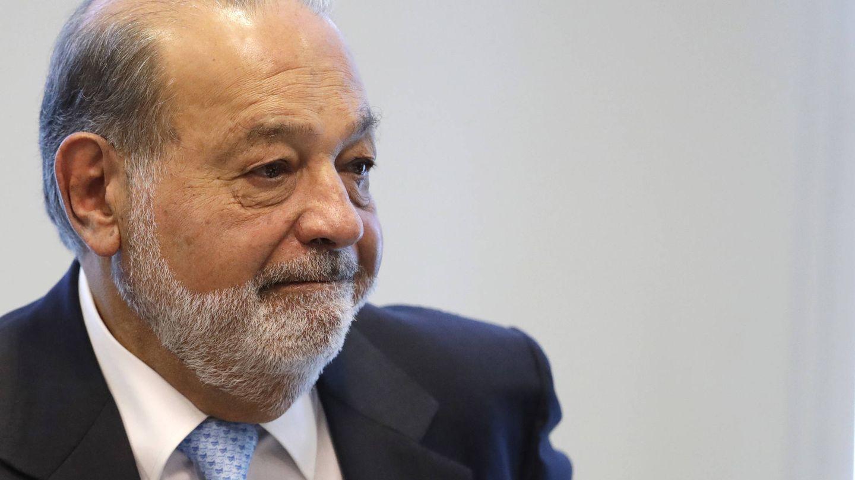 Carlos Slim en una imagen de archivo.(Gtres)