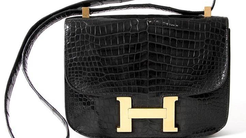 Bolso Constance de Hermès. (Cortesía)