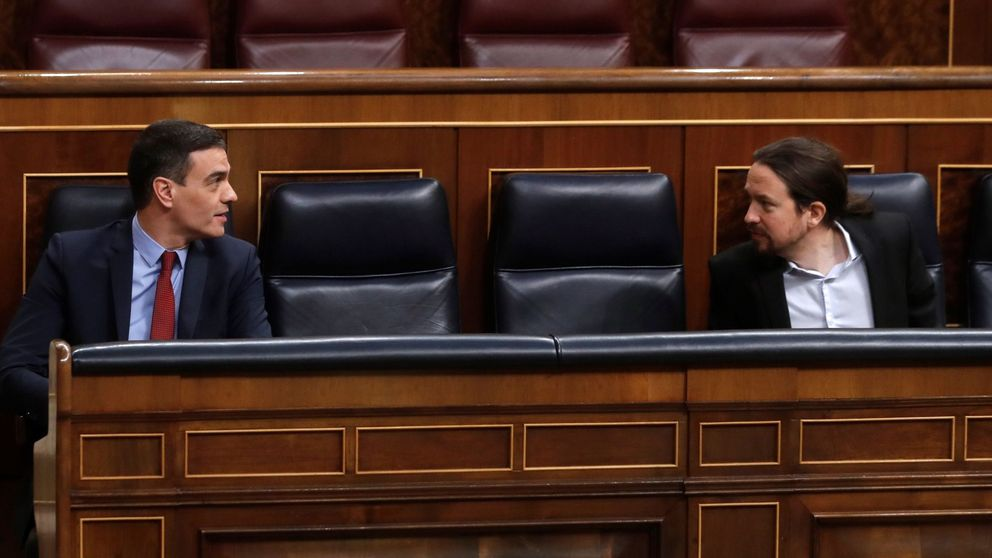 Iglesias acelera en el estado de alarma las medidas previstas para toda la legislatura