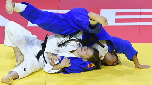 Protesta ante el Parlamento holandés y Mundial de Judo en Budapest: el día en fotos