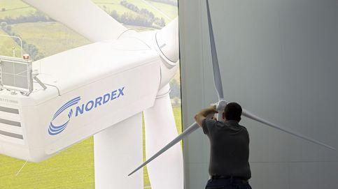 Acciona cae al 33,6% de Nordex al acudir solo parcialmente a la ampliación