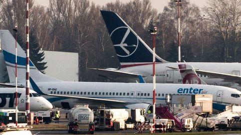 Un vuelo de Canarias a Polonia aterriza en Praga por falsa amenaza de bomba