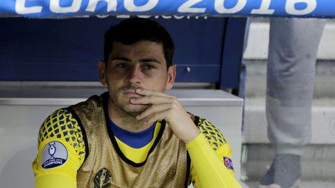 Casillas cede el sitio a su pareja de mus: órdago de Del Bosque con De Gea