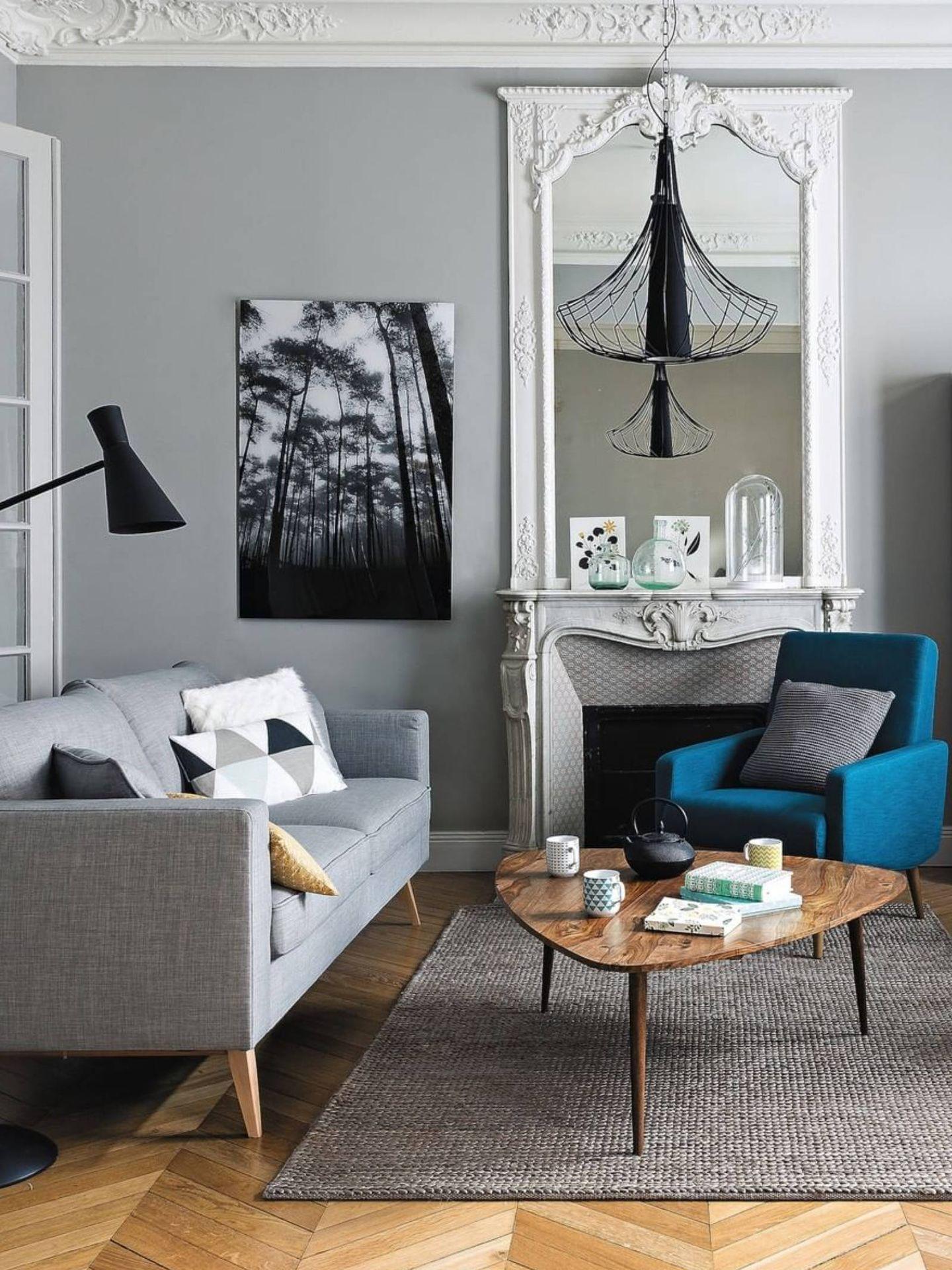 Sillones alegres para decorar tu salón con Maisons du Monde. (Instagram @maisonsdumonde_es)