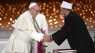 El Papa se equivoca con España