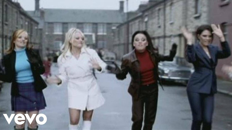 Spice Girls, 'Stop'.