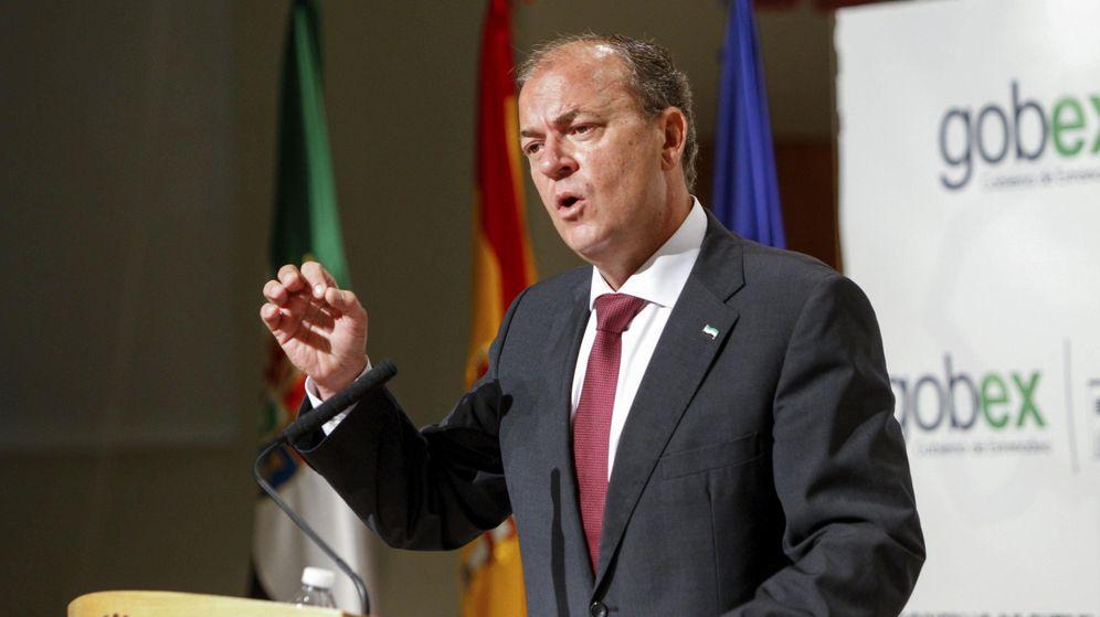 Foto: El presidente del Gobierno de Extremadura, José Antonio Monago. (Efe)