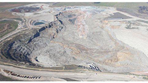 Las Cruces prescinde de entes públicos para investigar el macrodesplome de la mina