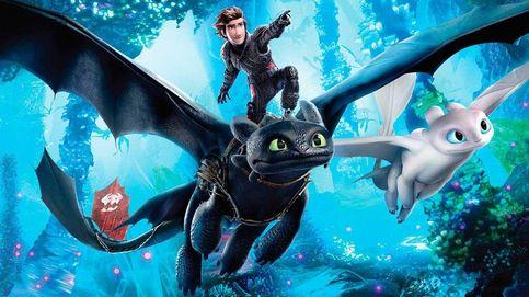 'Cómo entrenar a tu dragón 3': el cierre a una trilogía que nos ha conquistado
