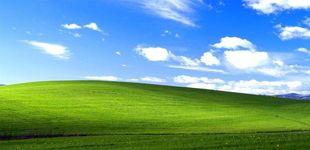 Post de La curiosa historia de la foto más vista del mundo: el campo verde de Windows