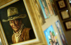 John Wayne subasta su mayor recompensa