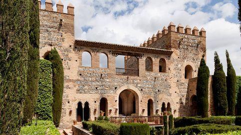 Jaime, hermano de Sofía Palazuelo, se casa en el Palacio de Galiana con menú de lujo y jardines históricos