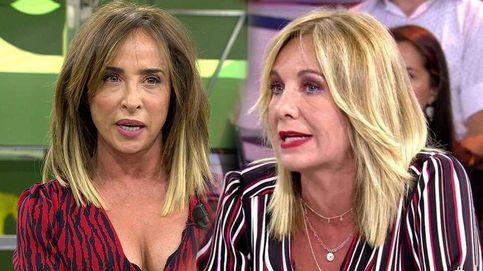 Belén Rodríguez, María Patiño, Laura Fa... las reacciones a la entrevista de Olga Moreno