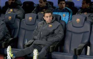 La nueva vida de Xavi en el Barça: de gran leyenda culé a suplente