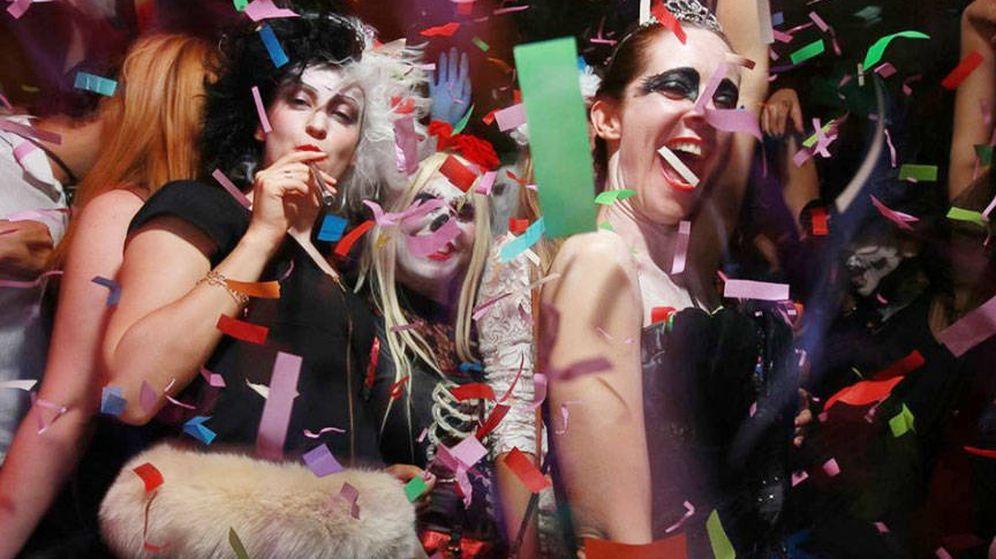 Foto: Halloween no es nada sin una buena fiesta. (Foto: Círculo de Bellas Artes, Fiesta Cocorico)