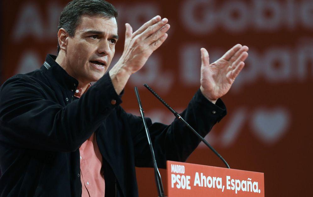 Sánchez vuelve a cambiar de estrategia, pero eso ya da igual