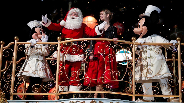 La Navidad en Disney. (Reuters)