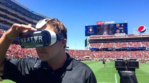 Así vivirías un Madrid-Barça desde el sofá gracias a la realidad virtual