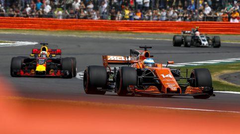El baño de Ricciardo a Alonso... ¿en serio va a ganar algún día McLaren-Honda?