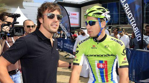 Fernando Alonso's unborn cycling team had its operations base in Malta
