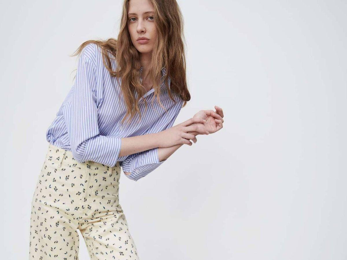 Foto: Uno de los nuevos looks de Zara. (Cortesía)