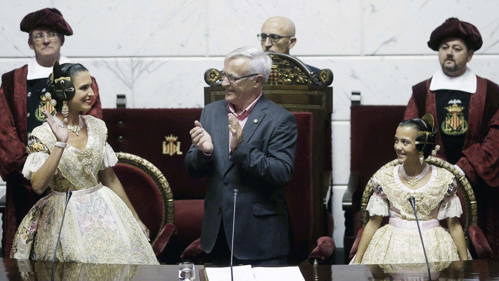 Foto: El alcalde de Valencia, Joan Ribó. (EFE)