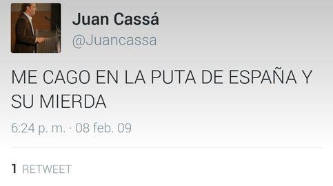 Los polémicos tuits de Juan Cassá