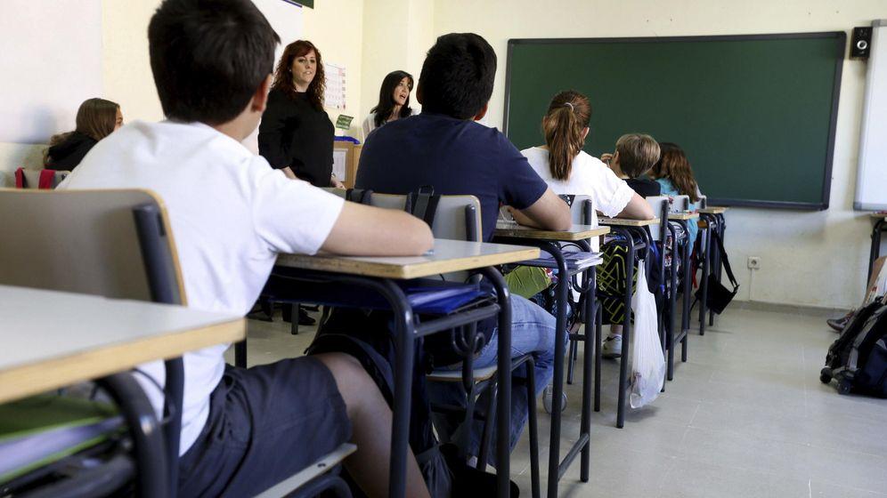 Foto: Alumnos de primaria. (EFE)