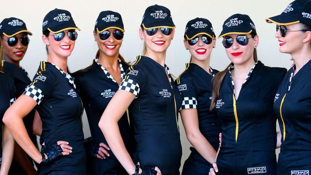 Adiós a las azafatas en la Fórmula 1: No es adecuado a las normal sociales actuales