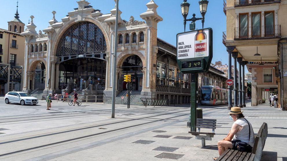 De Huesca a Zaragoza: el esfuerzo en los test no frena el coronavirus en Aragón