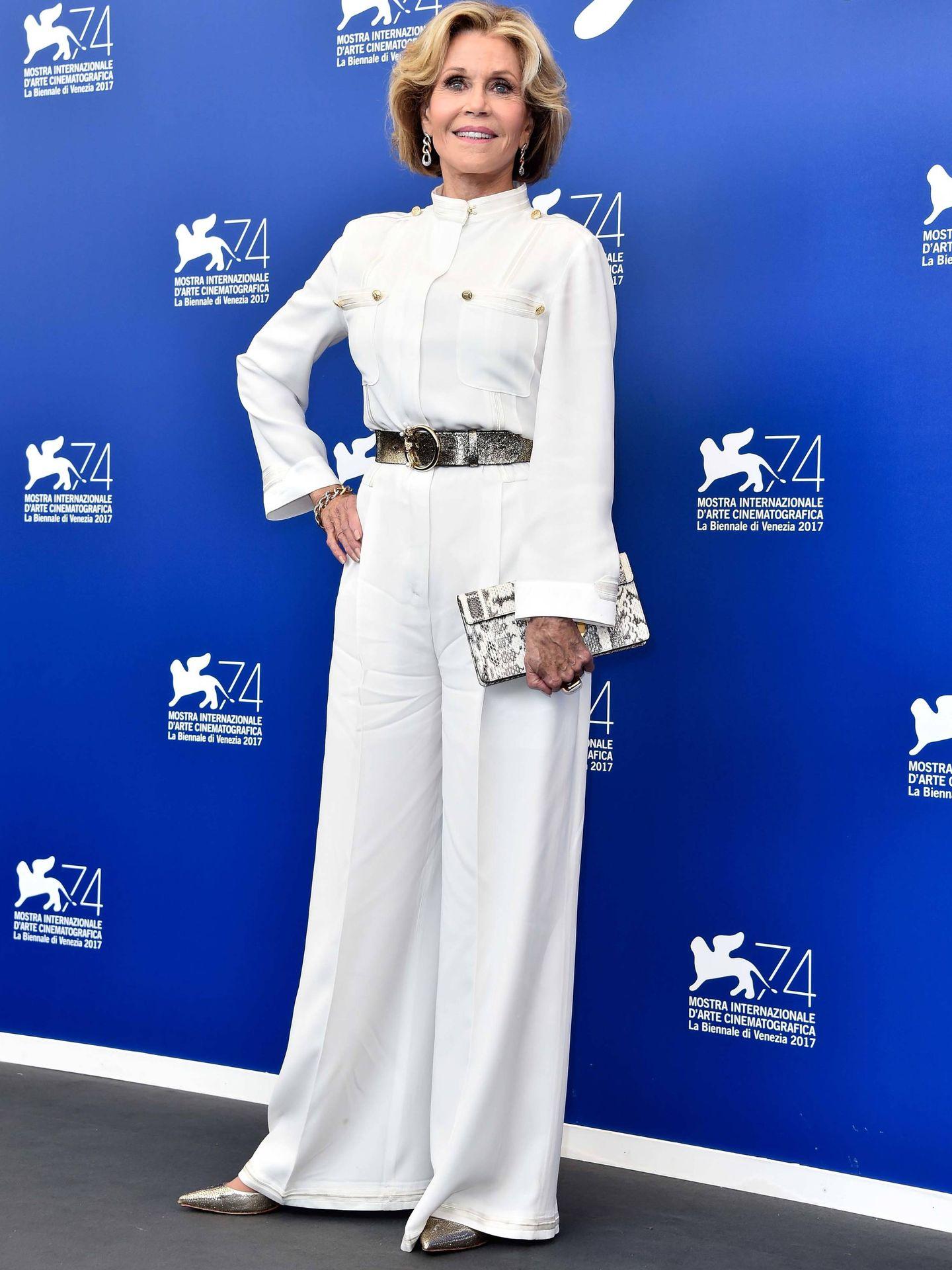Jane Fonda. (Getty)