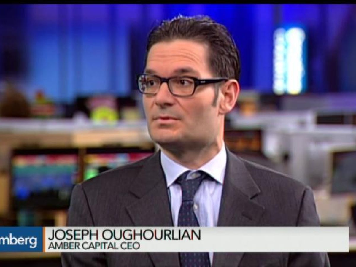 Foto: Joseph Oughourlian, CEO de Amber Capital. (EC)