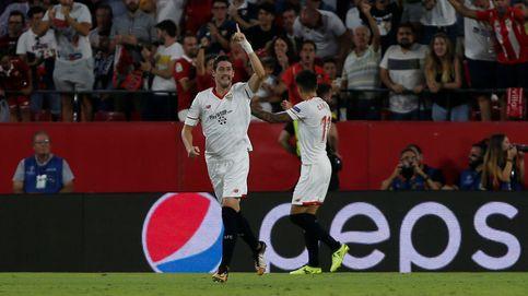El Sevilla sobrevive al Istanbul y al canguelo para clasificarse para la Champions League
