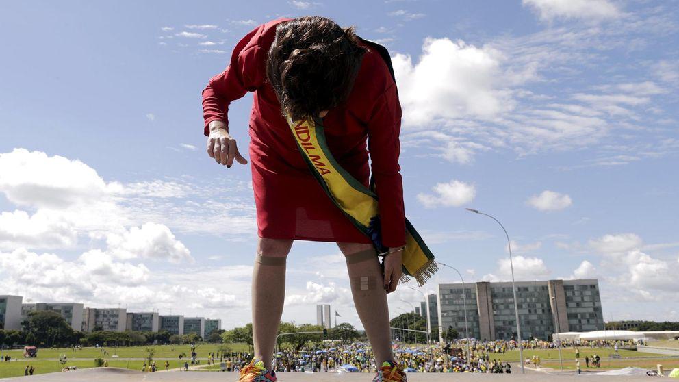 La bomba del 'impeachment' a Dilma Rousseff explota