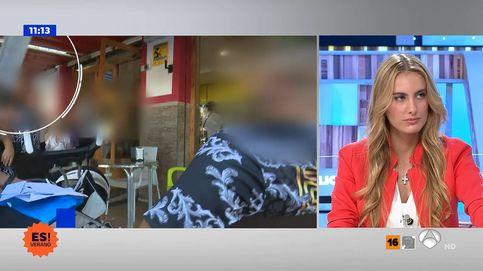 Una reportera de 'Espejo Público', amenazada a punta de cuchillo