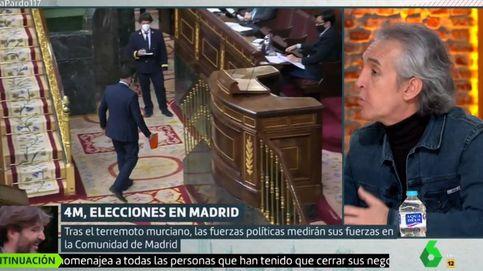 Ramoncín machaca a Pablo Casado en el programa de Cristina Pardo