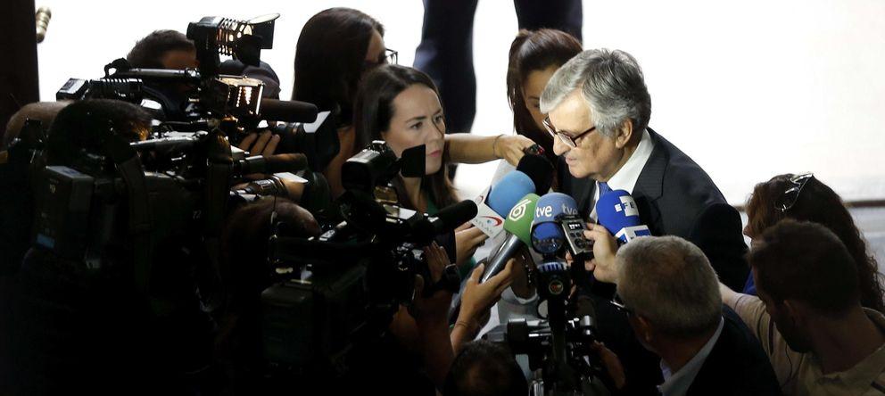 Foto: El exfiscal general del Estado, Eduardo Torres-Dulce. (EFE)