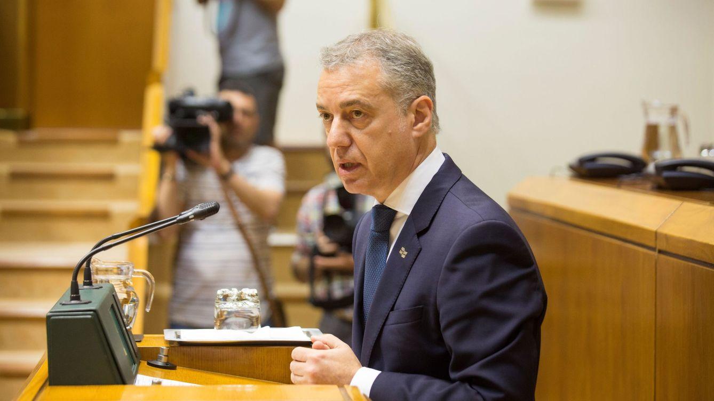 Urkullu quiere Gobierno en Madrid: necesita los presupuestos y las competencias