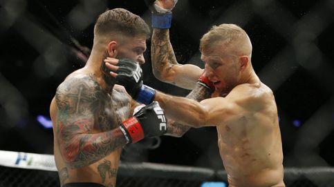 UFC 227: Dillashaw le da una lección al fanfarrón Garbrandt con su KO