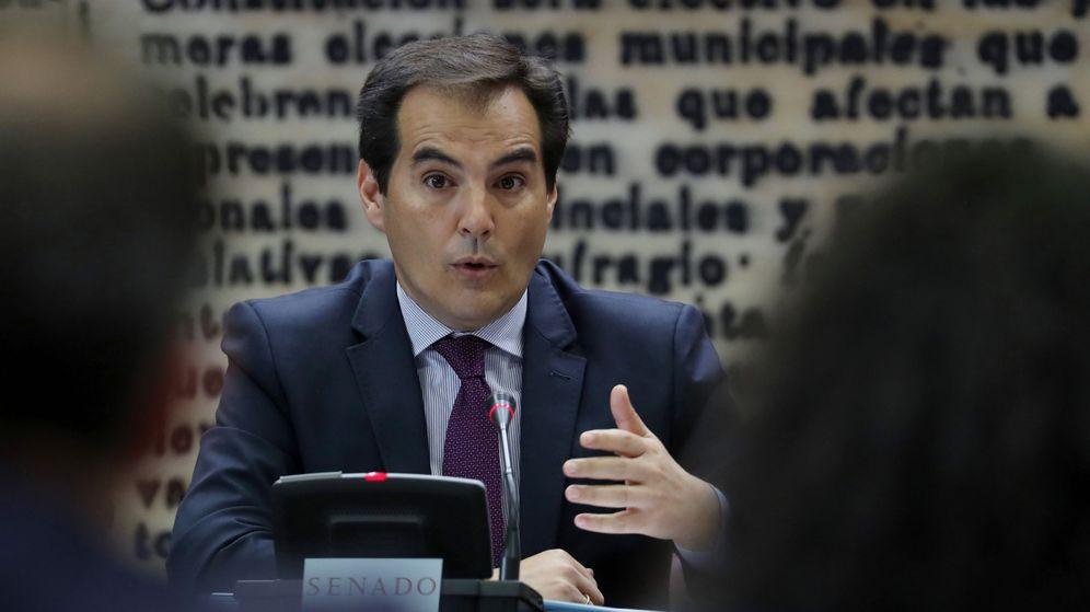 Foto: El secretario de Estado de Seguridad, José Antonio Nieto. (EFE)