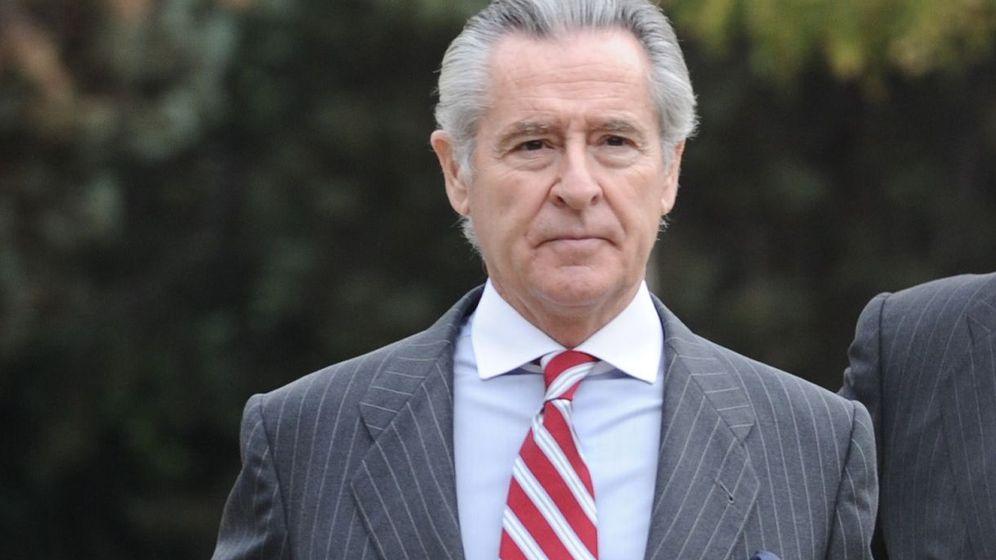 Foto: Miguel Blesa, expresidente de Caja Madrid en una imagen de archivo (Gtres)