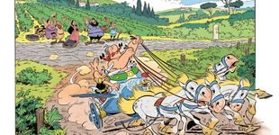 Post de Asterix y Obelix lo predijeron: se enfrentaron a 'Coronavirus' en un cómic de 2017