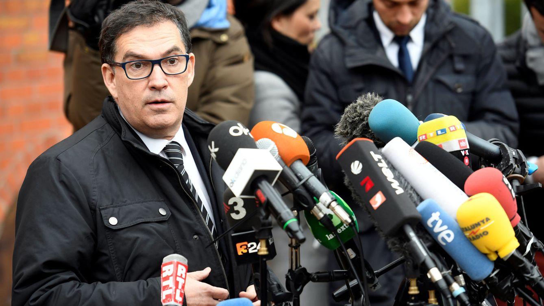 El abogado del 'expresident' celebra la decisión: Podré por fin hacer vacaciones